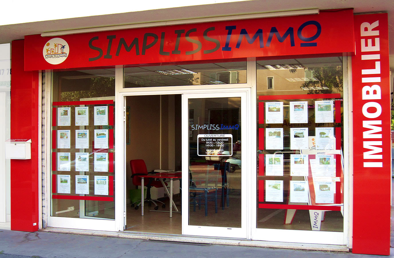 Nous contacter agence immobili re simplissimmo juan for Tout les agence immobiliere